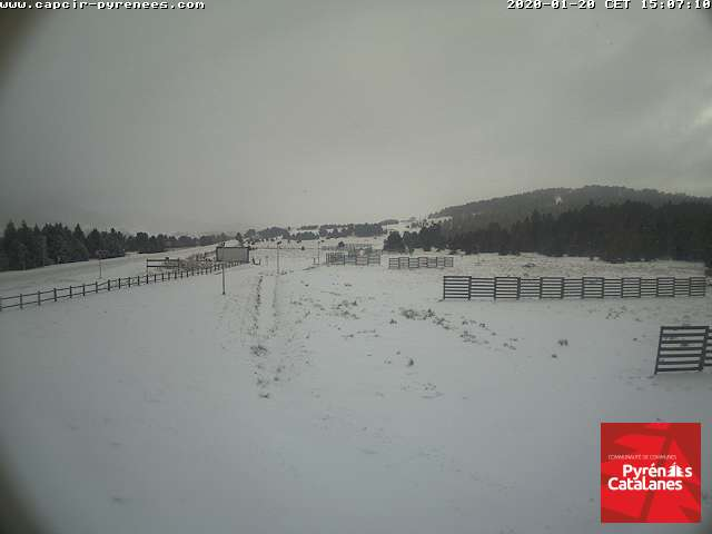 Webcam en Col de la Quillane